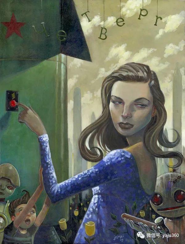 美国jasinski油画作品欣赏二插图21