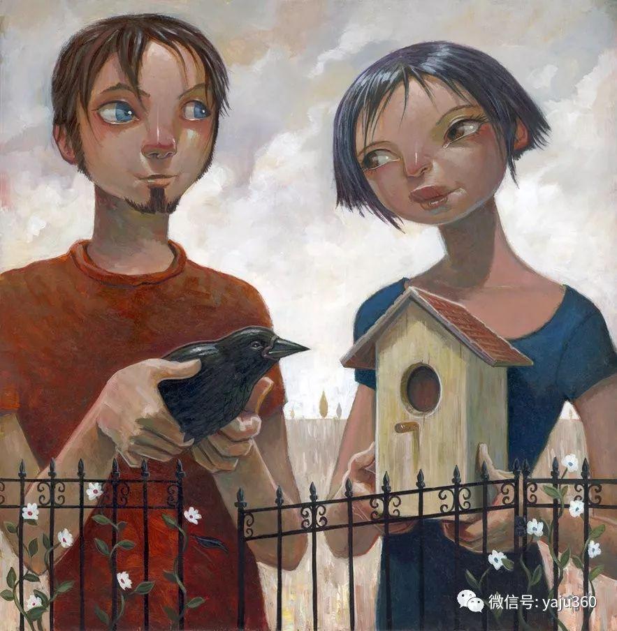 美国jasinski油画作品欣赏二插图23