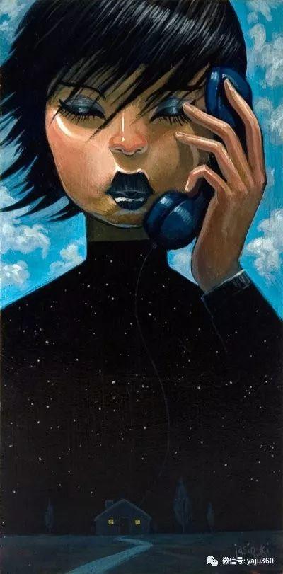 美国jasinski油画作品欣赏二插图25