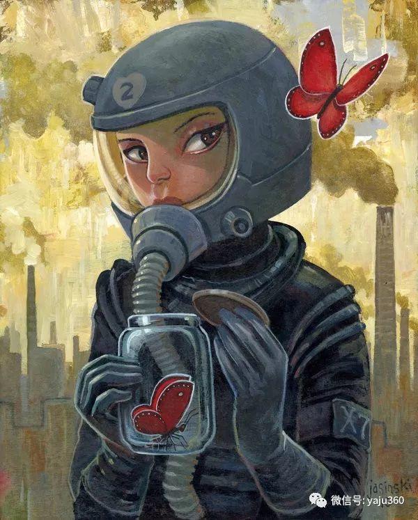 美国jasinski油画作品欣赏二插图27