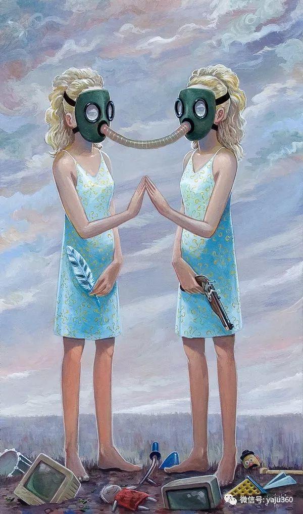 美国jasinski油画作品欣赏二插图41