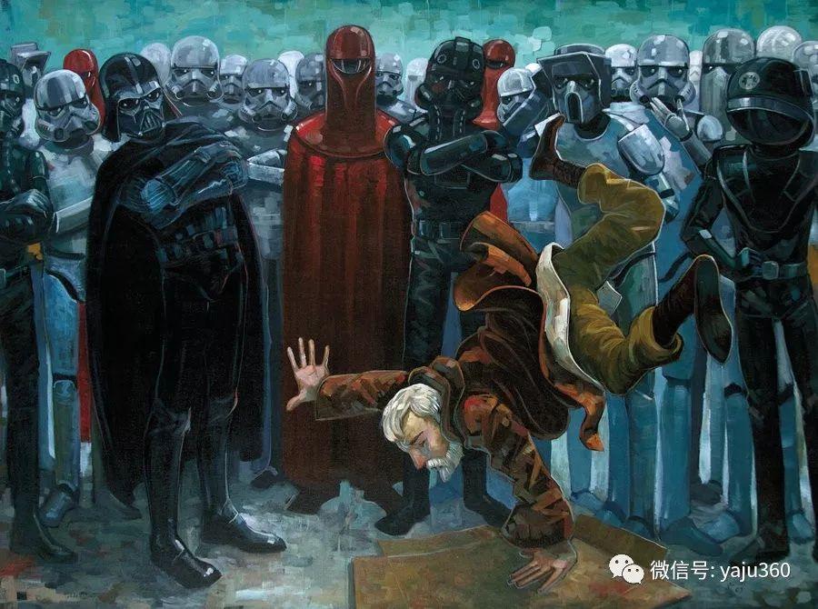 美国jasinski油画作品欣赏二插图55