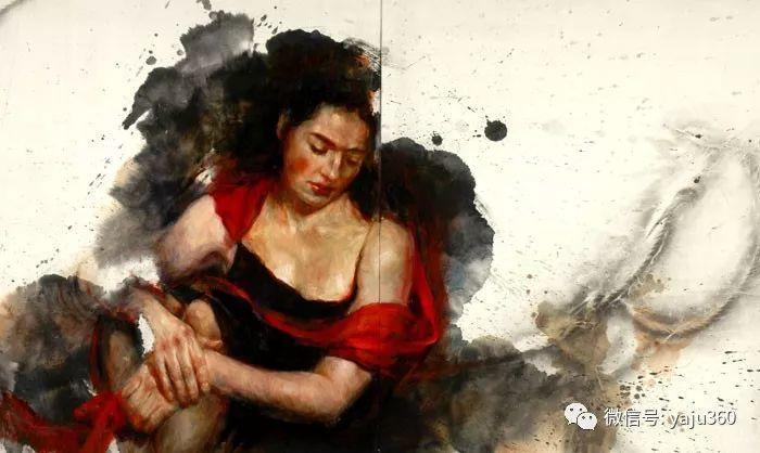中国台湾画家James Wu绘画欣赏插图2