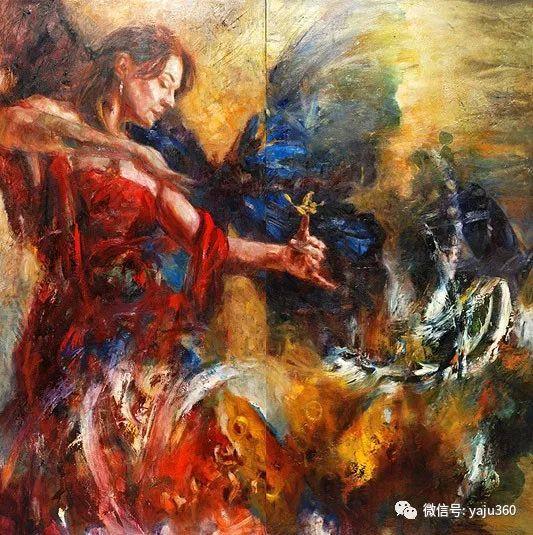 中国台湾画家James Wu绘画欣赏插图7