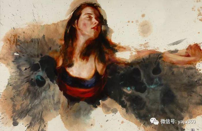 中国台湾画家James Wu绘画欣赏插图8