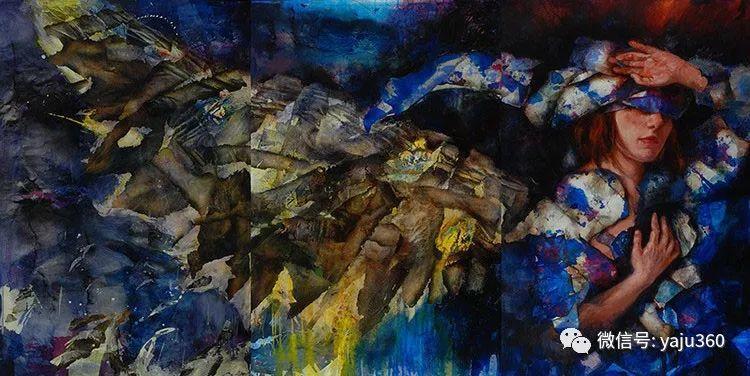 中国台湾画家James Wu绘画欣赏插图9