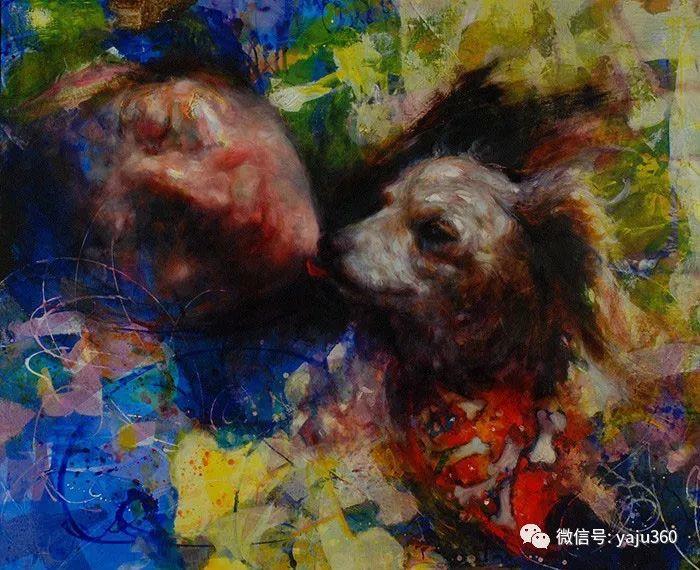中国台湾画家James Wu绘画欣赏插图10