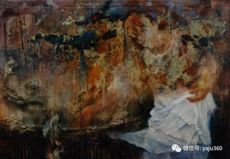 中国台湾画家James Wu绘画欣赏插图11