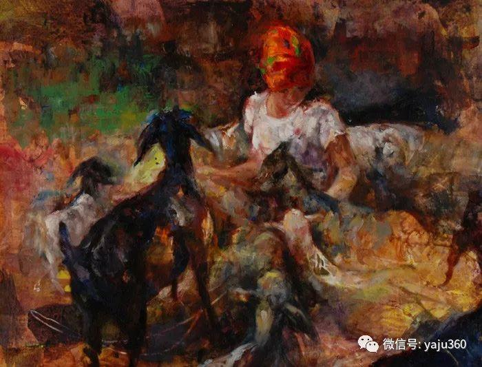 中国台湾画家James Wu绘画欣赏插图12