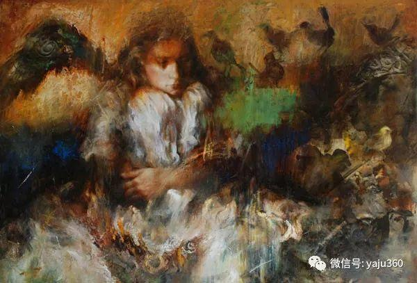 中国台湾画家James Wu绘画欣赏插图13