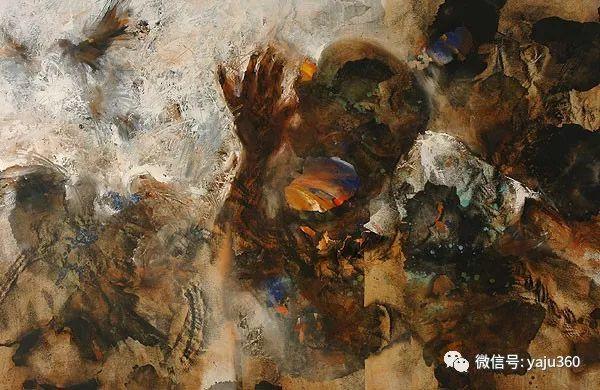 中国台湾画家James Wu绘画欣赏插图20