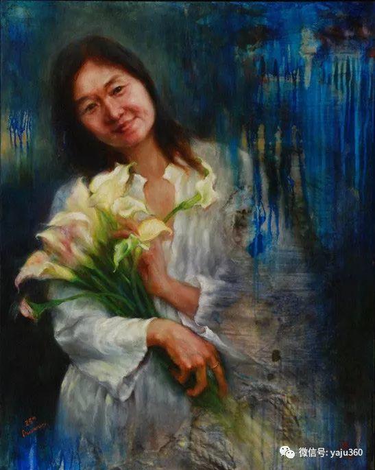 中国台湾画家James Wu绘画欣赏插图27