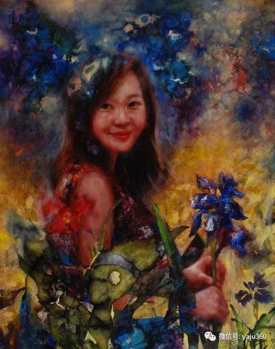 中国台湾画家James Wu绘画欣赏插图28