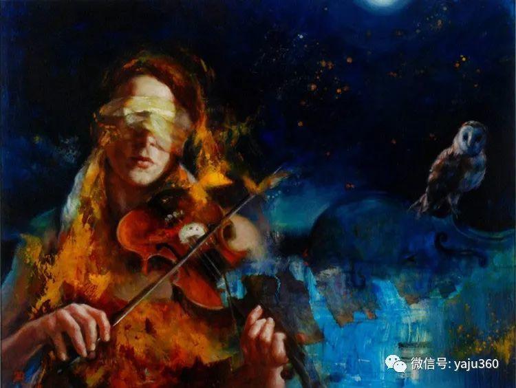 中国台湾画家James Wu绘画欣赏插图30