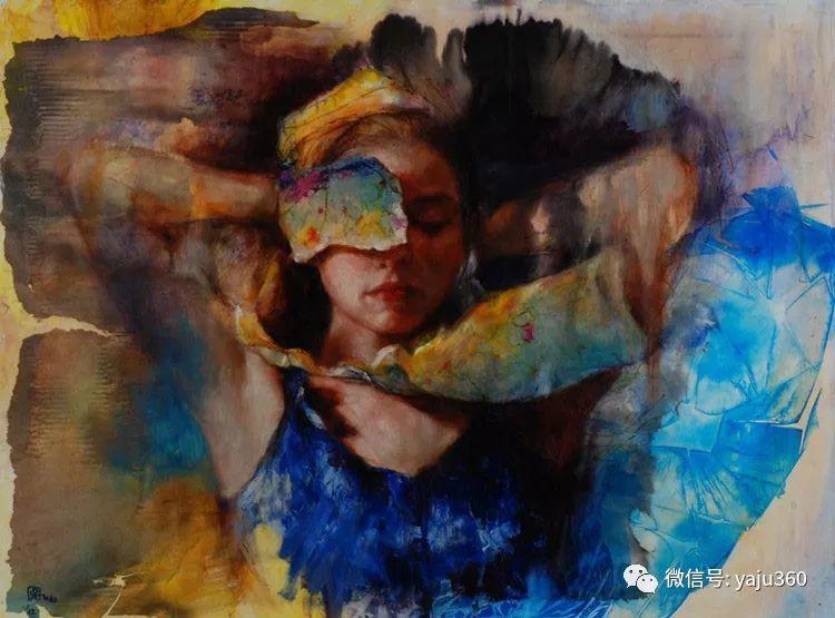 中国台湾画家James Wu绘画欣赏插图31