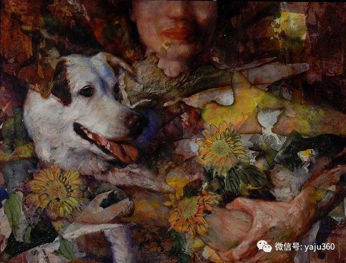 中国台湾画家James Wu绘画欣赏插图33