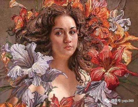 36图 哈萨克斯坦Daud Akhriev绘画作品插图27