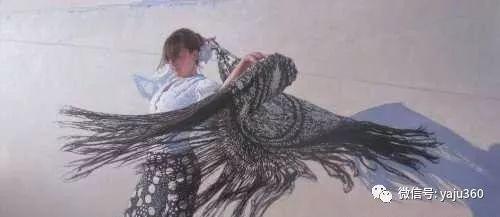 36图 哈萨克斯坦Daud Akhriev绘画作品插图19