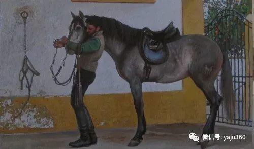 36图 哈萨克斯坦Daud Akhriev绘画作品插图26