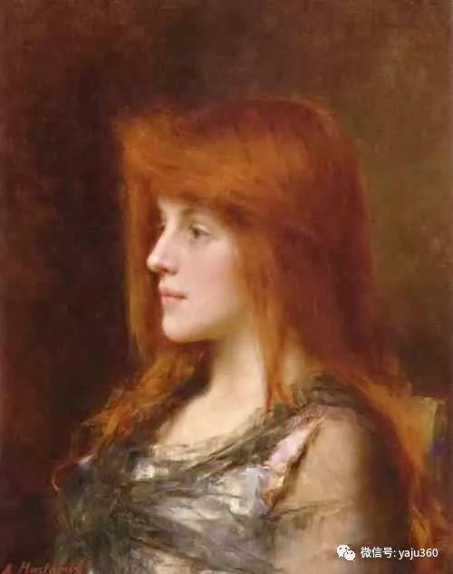 唯美女性肖像插图9