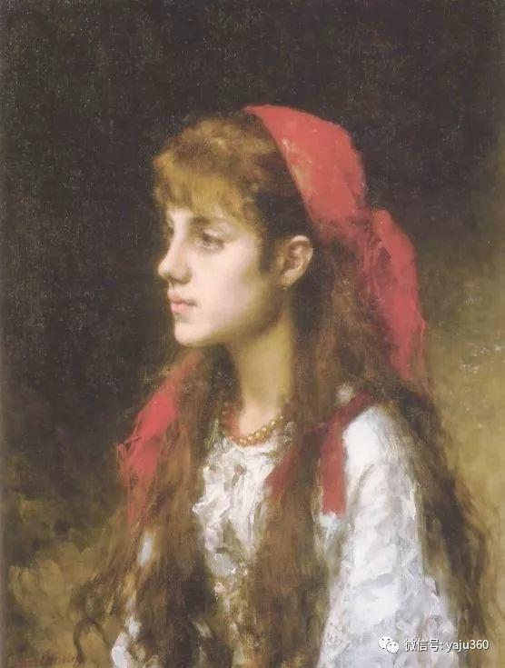 唯美女性肖像插图19