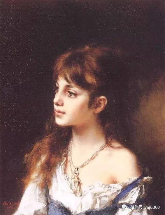 唯美女性肖像插图21