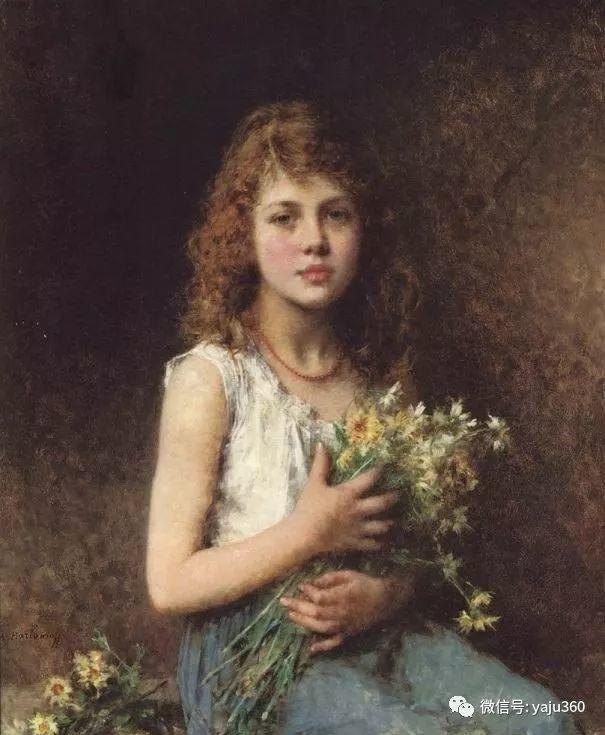 唯美女性肖像插图25