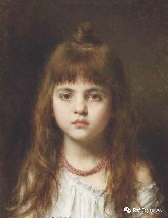 唯美女性肖像插图27