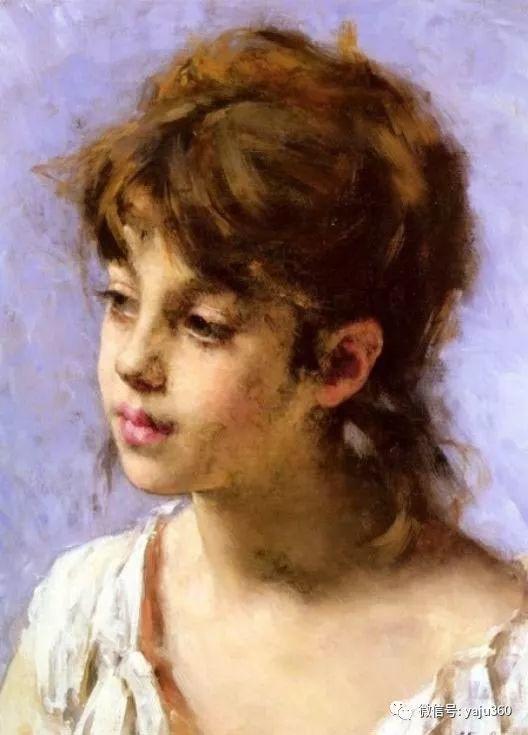 唯美女性肖像插图29