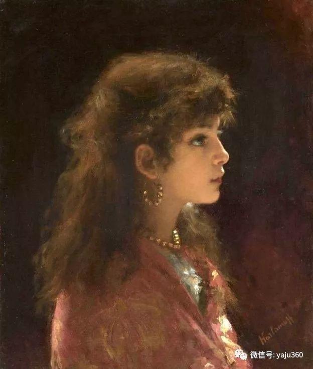 唯美女性肖像插图31