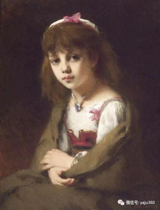 唯美女性肖像插图33