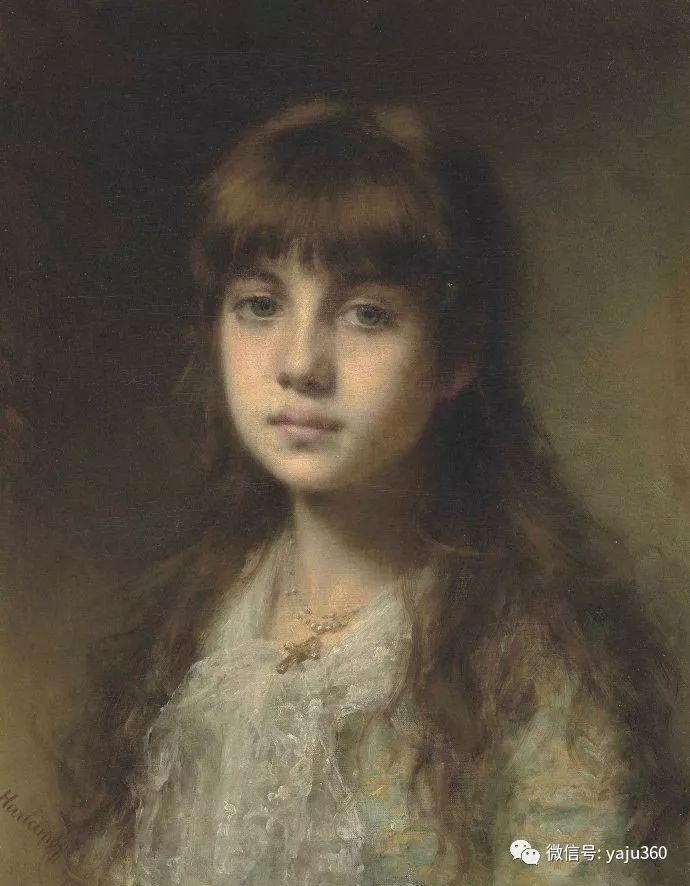 唯美女性肖像插图37
