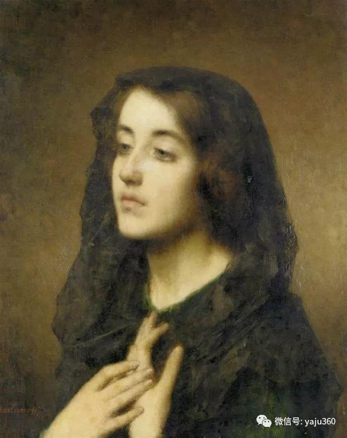 唯美女性肖像插图39