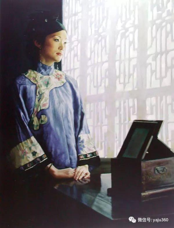 陈逸鸣油画作品欣赏一插图3