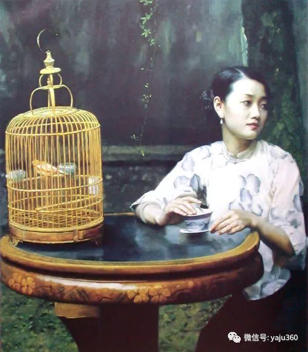 陈逸鸣油画作品欣赏一插图9