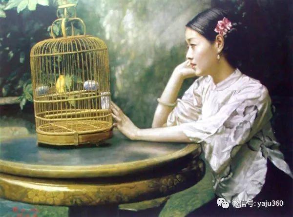 陈逸鸣油画作品欣赏一插图11