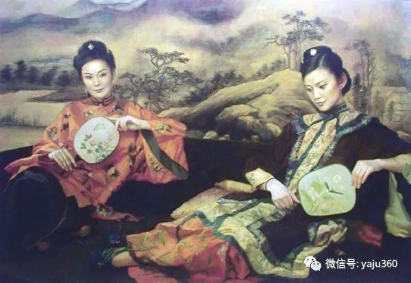 陈逸鸣油画作品欣赏一插图25