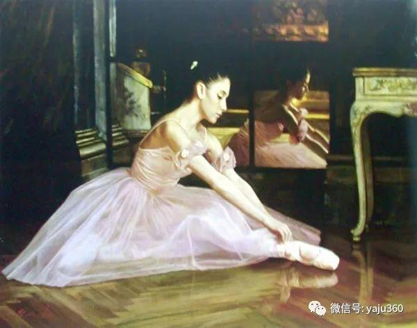 陈逸鸣油画作品欣赏一插图29