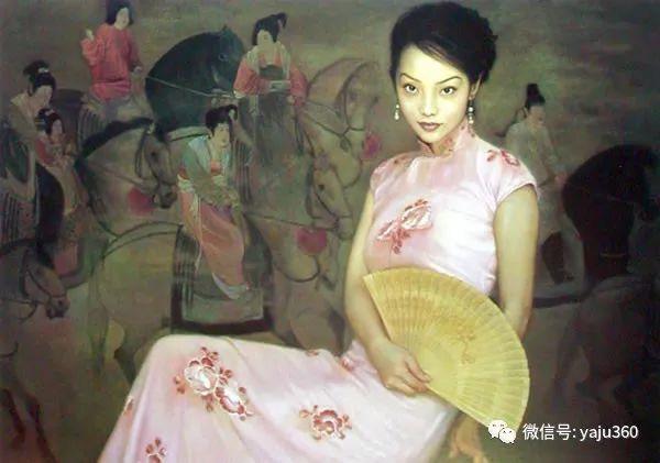 陈逸鸣油画作品欣赏一插图31