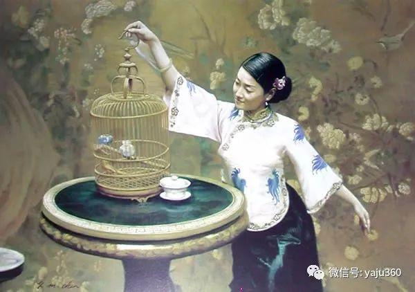 陈逸鸣油画作品欣赏一插图39