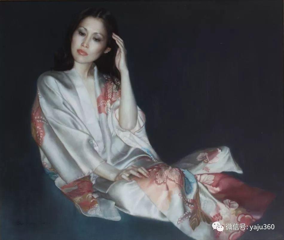 陈逸飞油画作品集插图21