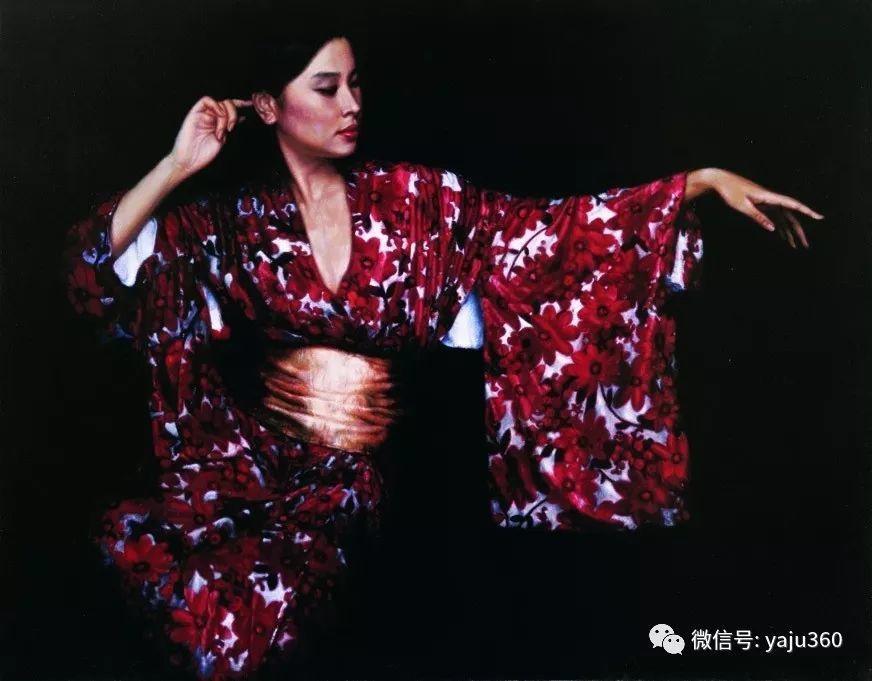 陈逸飞油画作品集插图23