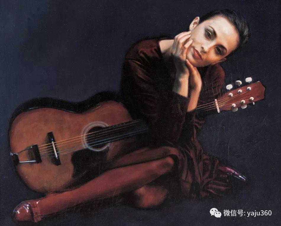 陈逸飞油画作品集插图39