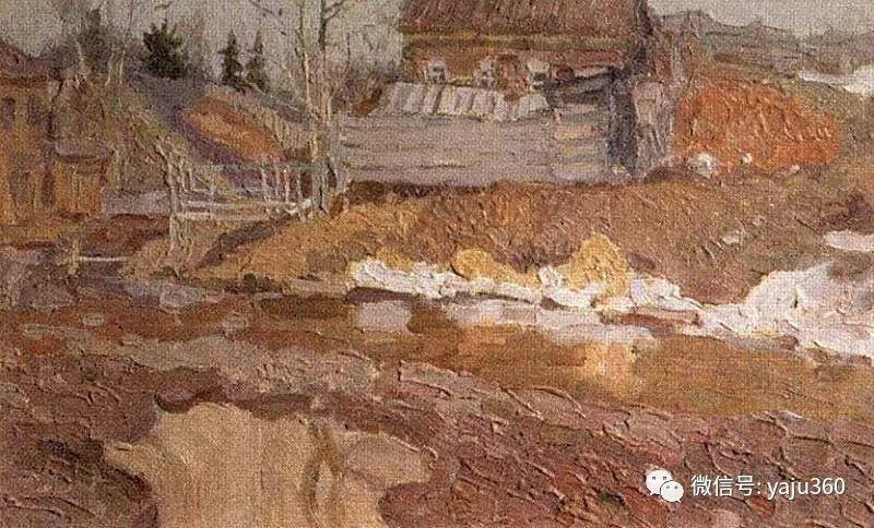 俄裔美籍Nicolai Fechin油画作品插图9