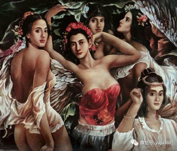 意大利Raphael Sanzio油画作品三插图17