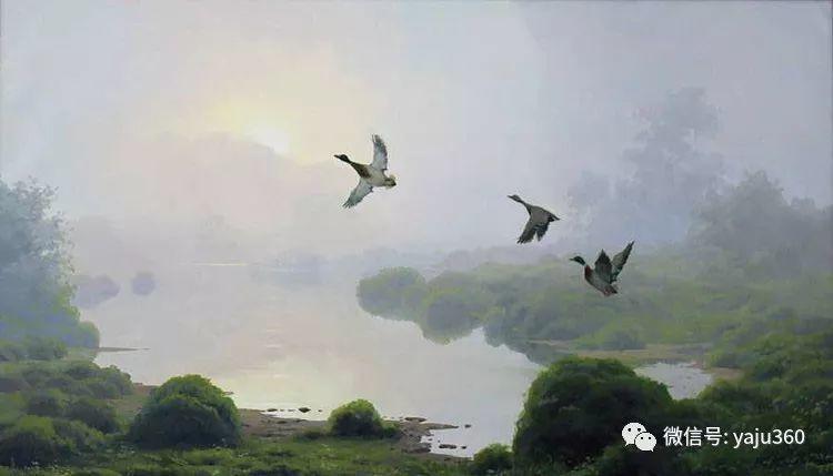 俄罗斯风景画大师油画风景插图41
