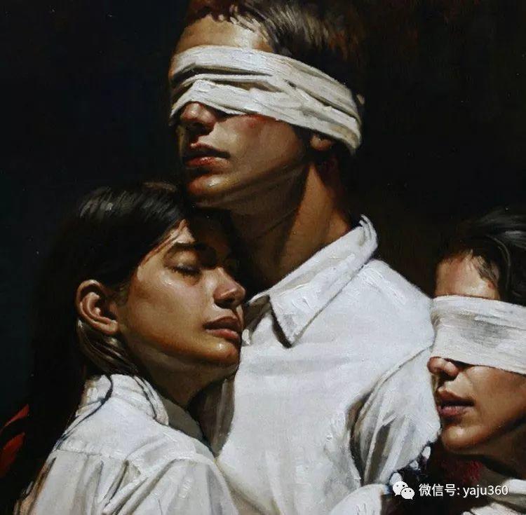 阿根廷Diego Dayer绘画欣赏插图2