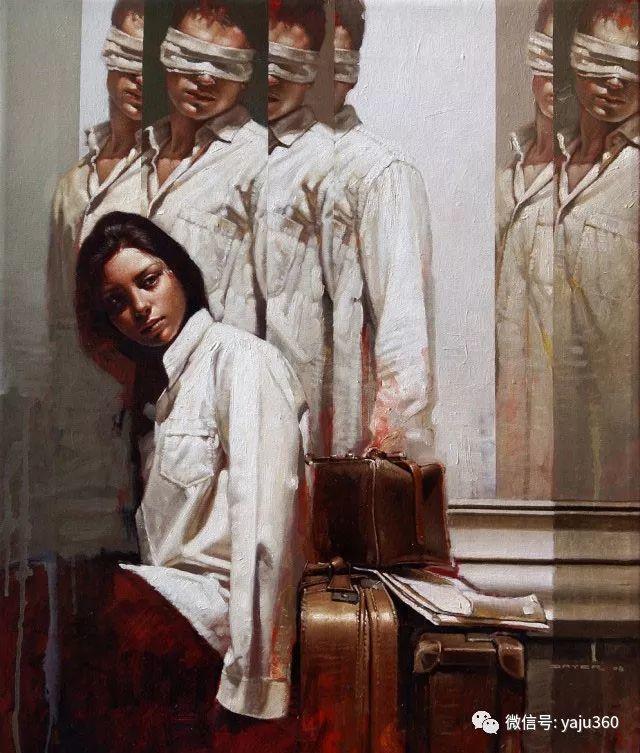 阿根廷Diego Dayer绘画欣赏插图9