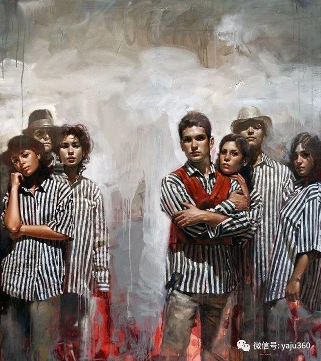 阿根廷Diego Dayer绘画欣赏插图10