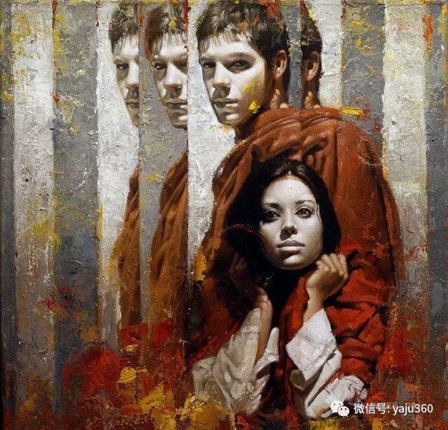 阿根廷Diego Dayer绘画欣赏插图13